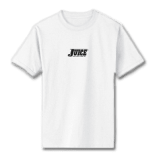 Juice Pools Pipes and Punk Rock Mini Logo Rev Lightning Short Sleeve Tshirt