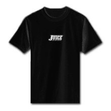 Juice Pools Pipes and Punk Rock Mini Logo White Lightning Short Sleeve Tshirt