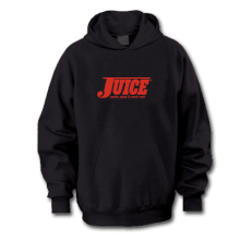 Juice Pools Pipes and Punk Rock Pull Over Hoodie
