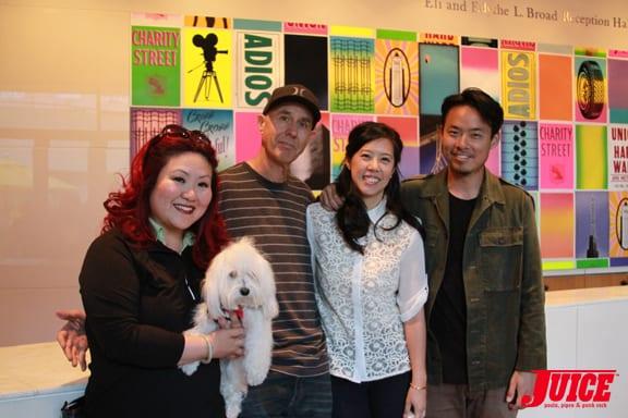 Annie Abjchavanich, Mochi Dog, C.R. Stecyk III, Chivan Wang, Hovin Wang Photo © Dan Levy