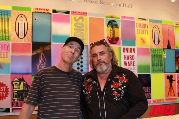 C. R. Stecyk and Steve Olson Photo © Dan Levy