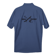 Juice Build and Destroy Work Shirt