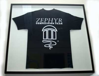 JEFF HO ZEPHYR AUTHENTIC ZEPHYR COMPETITION TEAM T-SHIRT