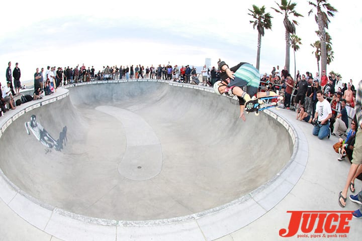 CHRISTIAN HOSOI. SHOGO KUBO MEMORIAL SKATE SESSION VENICE. PHOTO BY DAN LEVY