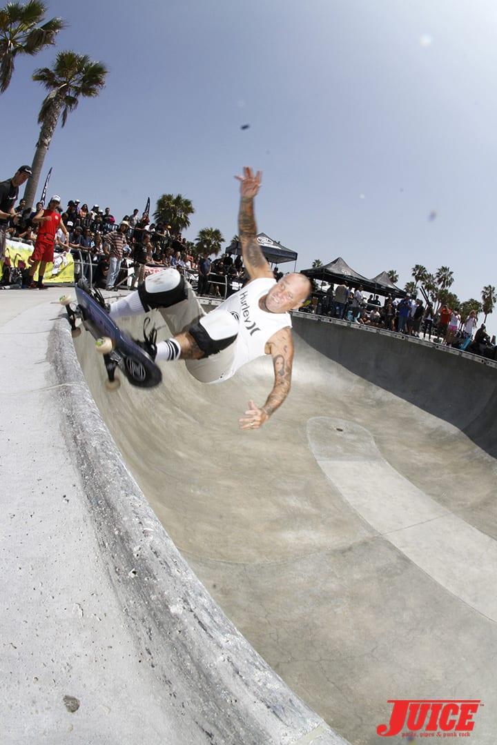 Jay Adams shreds the Z-Flex Jay Boy Classic in Venice. Photo: Dan Levy