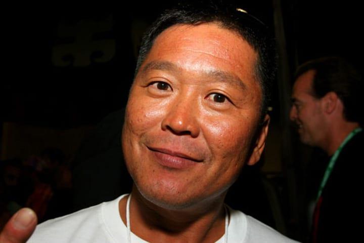 SHOGO KUBO - PHOTO: TED TERREBONNE