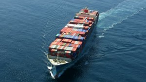 stock-footage-aerial-shot-of-container-ship-in-ocean
