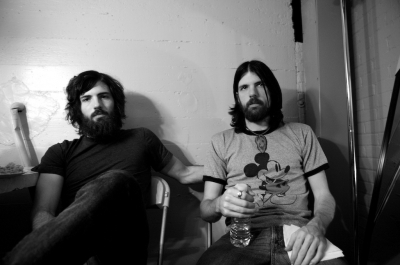 The Avett Brothers have outlawed smiling.