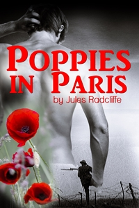 Poppies in Paris, a story of WWI