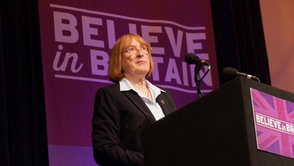 Dr Julia Reid – Believe In Britain