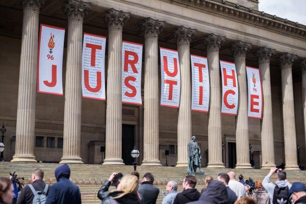 St George's Hall, Liverpool: Hillsborough inquest verdict