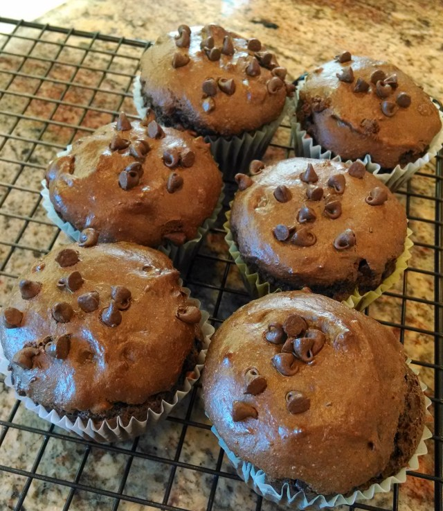 paleomg double chocolate espresso muffins