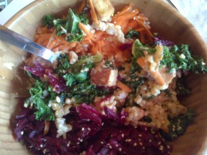 KindFood Goddess Bowl