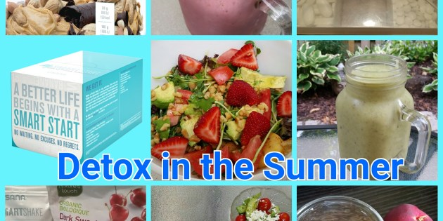 detox in the summer