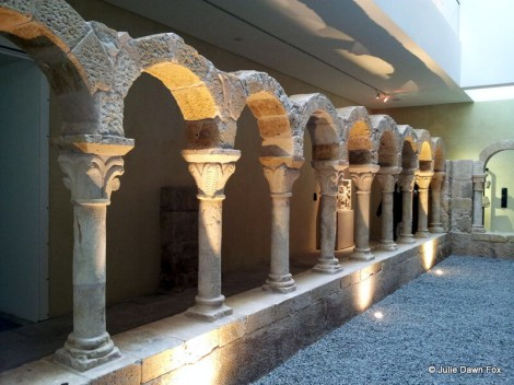 11th century cloisters