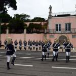 Changing Of The Guard Ceremony In Lisbon