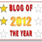 Blog of the Year Award!