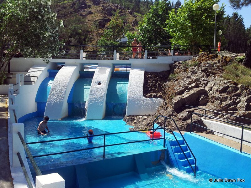 Cool new swimming pools in central portugal julie dawn for New swimming pool