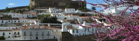 The medieval village of Mértola