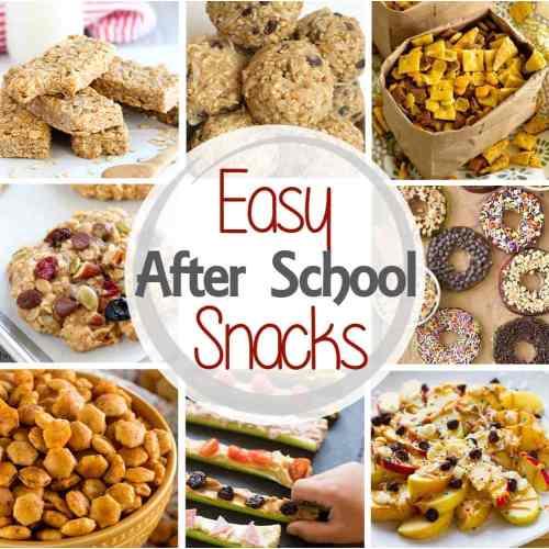 Medium Crop Of After School Snacks