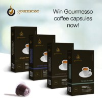 WIN (ended) - Gourmesso coffee capsules for Nespresso