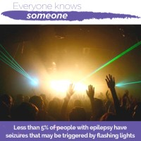 Everyone knows someone with Epilepsy