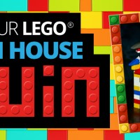 A Lego dream house? #OceanDreamHome
