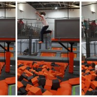 Better Extreme trampoline park in Swindon