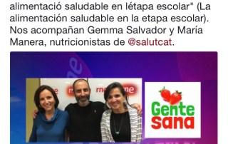 Gemma Salvador María Manera