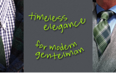 How to achieve timeless elegance – tips for modern gentleman
