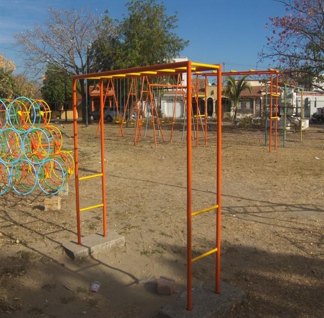 Unidades de convivencia / Parque