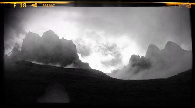Seydisfjördur peaks