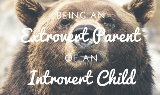 extrovert parent