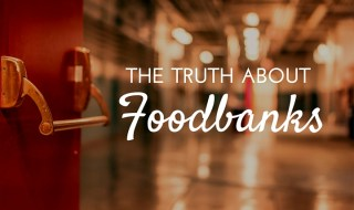 truth about foodbanks