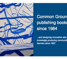 Common Grounds –  Publishing rigorously and independently peer reviewed knowledge.