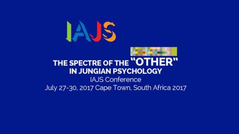 "The Spectre of the ""Other"" in Jungian Psychology REGISTRATION NOW OPEN"