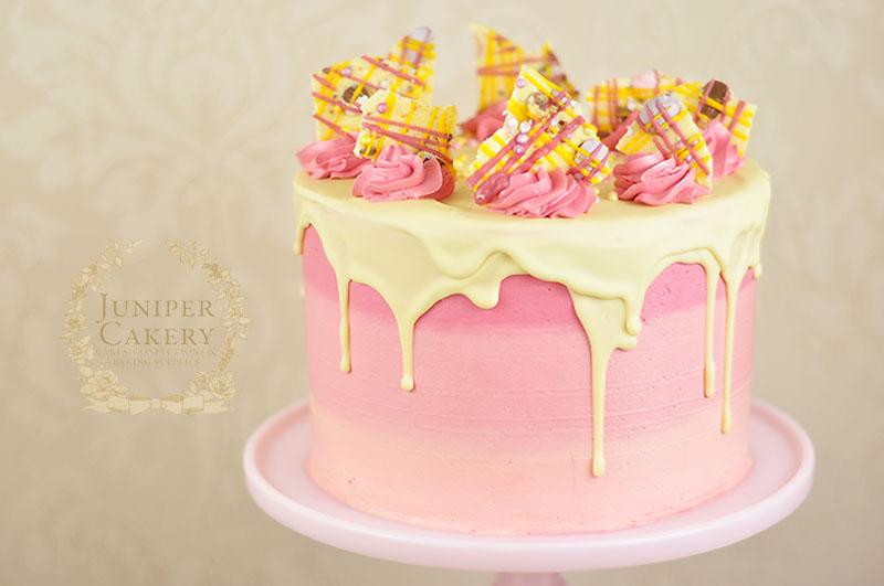 Cake Decorating Chocolate Bark : Easy Chocolate Easter Egg Inspired Bark