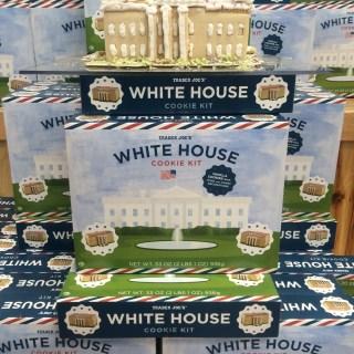 Trader Joe's White House Cookie Kit