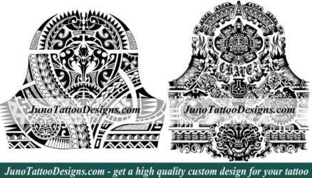 polyneisian-batman-tattoo-samoan-aztec-tattoo-for-arm