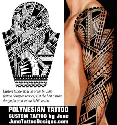 polynesian samoan tattoo, arm tattoo, juno tattoo designs, tribal tattoo