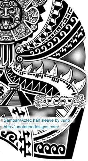 samoan aztec tattoo , aztec tribal tattoo, polynesian tattoo, tattoo template, tattoo ink polynesian, male tattoo samoan, juno tattoo designs.com ,create a tattoo