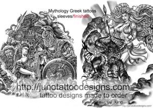 mythology_greek_tattoo_junotattoodesigns