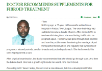 doctor-recommends-supplements-for-fibroid-treatment-1
