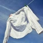 白シャツの洗濯頻度は!?黄ばみ防止の白シャツの手洗い方法