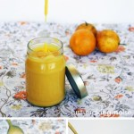 Honey-sweetened Orange Curd (with dairy-free option)