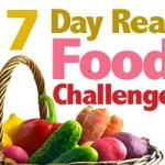 Join The Spring 7-Day Real Food Challenge!