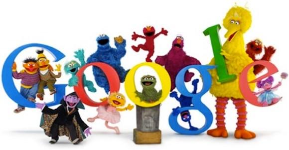 sesame st google