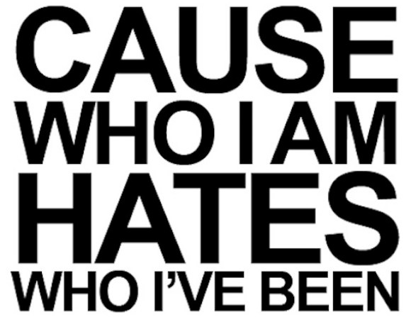 cause who i am