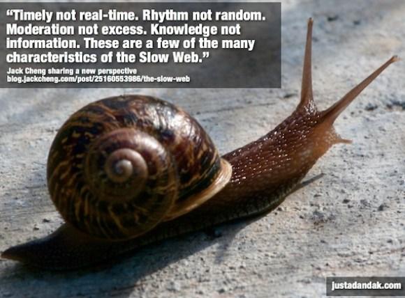fascinating slow web