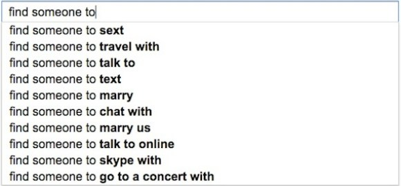googlepoetics.com - find someone to